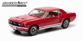 Ford Mustang GT 1967  Rood   Red 1/18