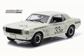 Ford Mustang 1967 Shelby # 33 Shelby Racing Tribute edition 1/18