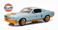Ford Mustang Shelby GT 500 Gulf # 8 1/18