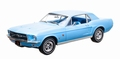 Ford Mustang 1967   Bluebonnet special 1/18
