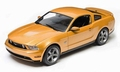 Ford Mustang GT 2010  Goud Gold 1/18