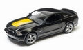 Ford Mustang GT 2010 Zwart  Black 1/18