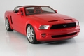 Ford Mustang GT Rood Red  Cabrio 1/18