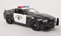 Ford Mustang Boss 302 2013 Highway Patrol Ploice Politie  1/18