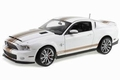 Ford Shelby GT350 TM 2012 Wit White 1/18
