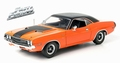 Darden's Dodge Challenger T/T  Oranje Orange 1/18