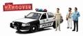 Ford Crown Victoria Police  Interceptor Politie 1/18