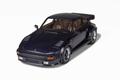 Porsche 911 930 Flat nose Dark Blue- Donker  Blauw 1981 1/18