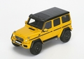 Mercedes Benz  G5004 x4² Geel Yellow  1/43
