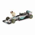 Mercedes AMG Petronas F1  W06 Hybrid L Hamilton  1/43