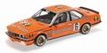 BMW 635 CSI Jagermeister Belgishe Leeuw Zolder 1984 # 6 1/18