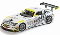 Mervedes Benz SLS AMG GT3 Winners 24 h Spa 2013 #84 1/18