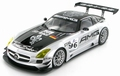 Mercedes SLS AMG GT3  China 6 h Zhuhai 2011 # 96 1/18