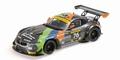 BMW Z4 GT3  24 h Dubai 2014 # 76 Dunlop Shubert motorsport 1/18