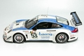 Porsche 911 GT3 R Winner Spa 24 h 2010 # 53 1/18