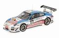 Porsche 911 GT3 R 24 H Spa 2011 # 123  1/18