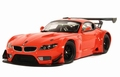 BMW Z4 GT3  Rood  red 1/18