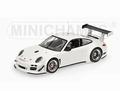 Porsche 911 GT3 R  Wit  White  1/18