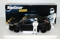 Ford Focus RS 500  Zwart  Black 1/18