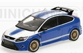 Ford Focus RS 2010 Le Mans Classic edition Blauw Blue 1/18