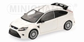 Ford Focus RS Wit  White 2010 1/18