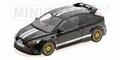 Ford Focus RS 2010  Le Mans Classic edition Zwart Black 1/18