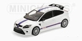 Ford Focus RS 2010 Le Mans Classic Edition Wit  White  1/18