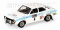 Ford Escort I RS 1600 RAC Rally 1972 Winners Clark/Mason #4 1/18