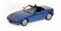 BMW Z1  1988 Blauw metallic Blue 1/18