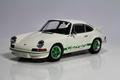 Porsche 911 Carrera RS 2?7 1972 Wit Groen - White Green 1/18