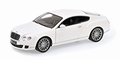 Bentley Continental GT 2008 Wit  white 1/18