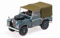 Land Rover RAF 1948 Blauw Blue 1/18