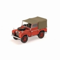 Land Rover 1948  Rood Red 1/18