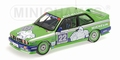 BMW M3 Team Alpina Christian Danner Winner DTM 1988 # 22 1/18