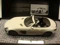 Mercedes Benz SLS Brabus 700 Biturbo Roadster Cabrio 2013 1/18