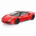 Ferrari 488 GTB Rood Red 1/18