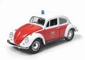 VW Volkswagen Kever 1967 Brandweer Zurich Rood Wit Red White 1/18