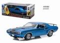 Dodge Challenger 1971 Blauw Blue  1/18