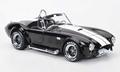 Shelby Cobra 427 S/C Zwart Black Cabrio 1/18