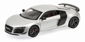 Audi R8 GT Zilver Ice silver metallic 1/18