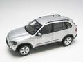BMW X5  4?8 i  Zilver  Silver 1/18