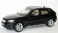 BMW x 1 Xdrive 28 i Zwart  Black 1/18