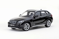 BMW X 1 Zwart  Black 1/18