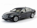 BMW 750Li  Fo2 Zwart citrine Black  1/18