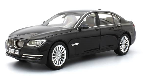 BMW 760 Li  FO2  Zwart  Black 1/18