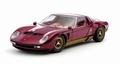 Lamborghini Miura Jota SVJ  Rood burgundy Red 1/18