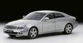 Mercedes Benz CLS  Zilver  Silver 1/18