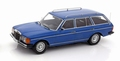 Mercedes Benz Break  E Class 250 T S123 1980 Blauw Blue 1/18