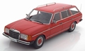 Mercedes Benz Break  E Class 250 T S123 1980 Rood Red 1/18