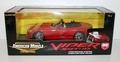 Dodge Viper SRT 10 Rood Red  Cabrio  1/18